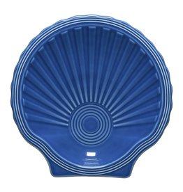 The Homer Laughlin China Company Shell Plate Lapis