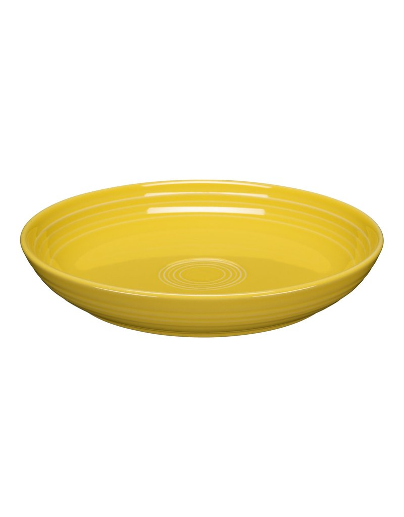 The Fiesta Tableware Company Luncheon Bowl Plate Sunflower