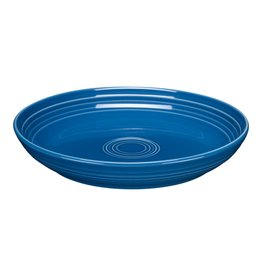 The Fiesta Tableware Company Luncheon Bowl Plate Lapis