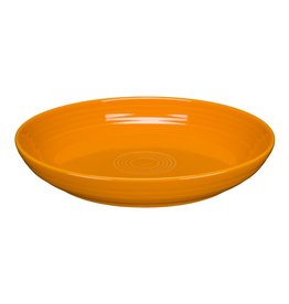 The Fiesta Tableware Company Luncheon Bowl Plate Butterscotch