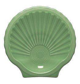 The Fiesta Tableware Company Shell Plate Meadow