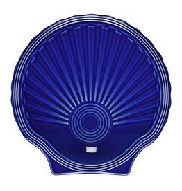 The Fiesta Tableware Company Shell Plate Twilight