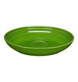 The Fiesta Tableware Company Luncheon Bowl Plate Shamrock