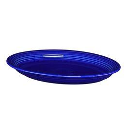 The Fiesta Tableware Company Large Oval Platter 13 5/8 Twilight