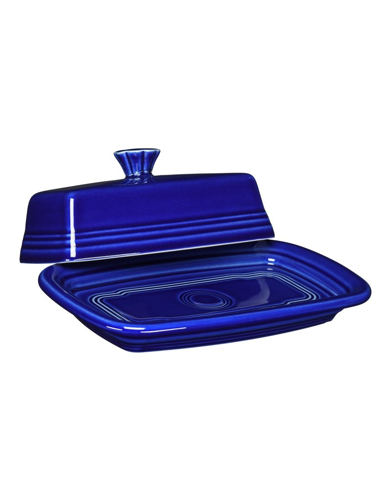 The Fiesta Tableware Company Extra Large Covered Butter Twilight