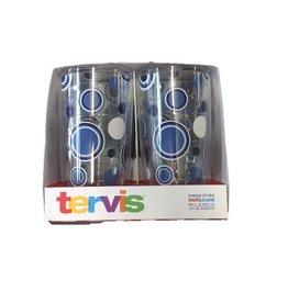 Tervis 4 Pack Lapis Dots 16 oz Tumblers