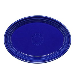 The Fiesta Tableware Company Small Oval Platter 9 5/8 Twilight