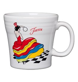 Tapered Mug 15 oz Dancing Lady