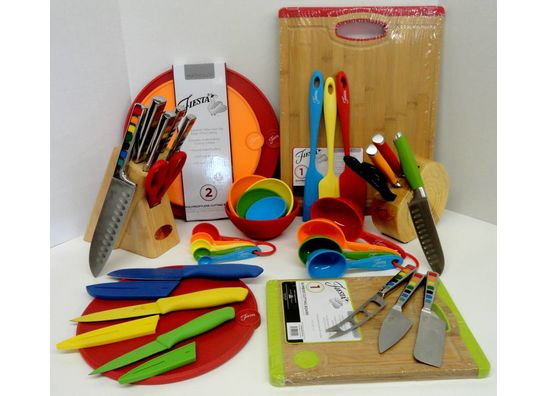 Fiesta® Cutlery and Kitchen Tools