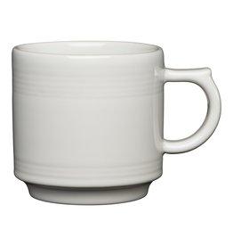 The Fiesta Tableware Company Stacking Mug 16 oz White
