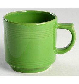 The Fiesta Tableware Company Stacking Mug 16 oz Shamrock