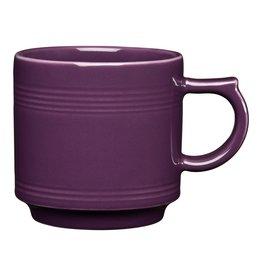 The Fiesta Tableware Company Stacking Mug 16 oz Mulberry