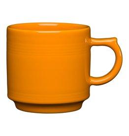 The Fiesta Tableware Company Stacking Mug 16 oz Butterscotch