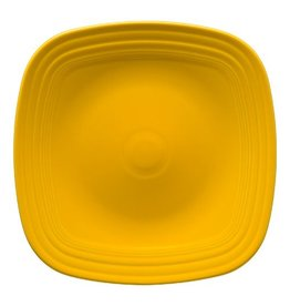 "Square Dinner Plate 10 3/4"" Daffodil"