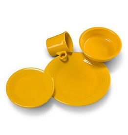 4 Piece Place Setting Daffodil