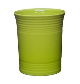 "Utensil Crock 6 5/8"" Lemongrass"