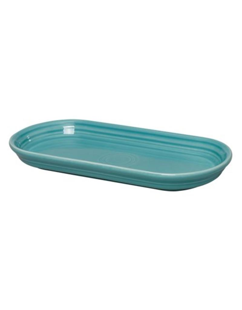 "Bread Tray 12"" Turquoise"