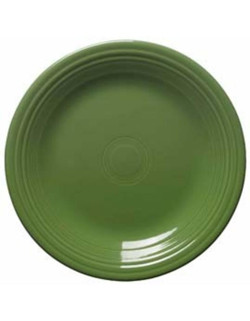 """Dinner Plate 10 1/2"""" Shamrock"""