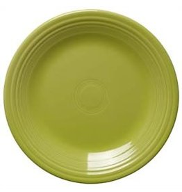 "Dinner Plate 10 1/2"" Lemongrass"