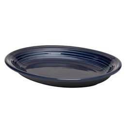 "Medium Oval Platter 11 5/8"" Cobalt Blue"