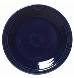 "Dinner Plate 10 1/2"" Cobalt Blue"