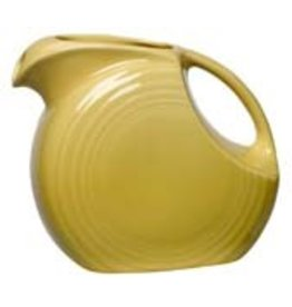 Large Disc Pitcher 67 1/4 oz Sunflower