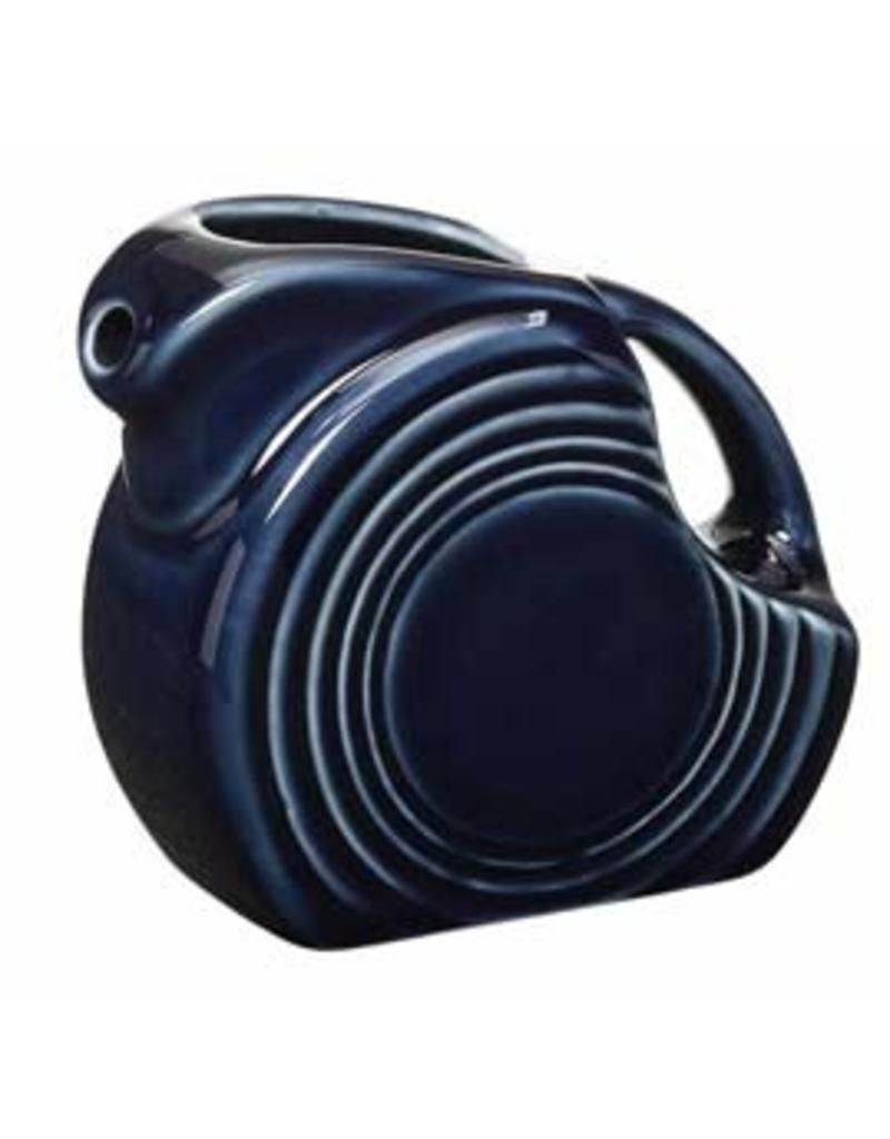 Mini Disc Pitcher 5 oz Cobalt Blue