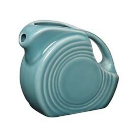 Mini Disc Pitcher 5 oz Turquoise