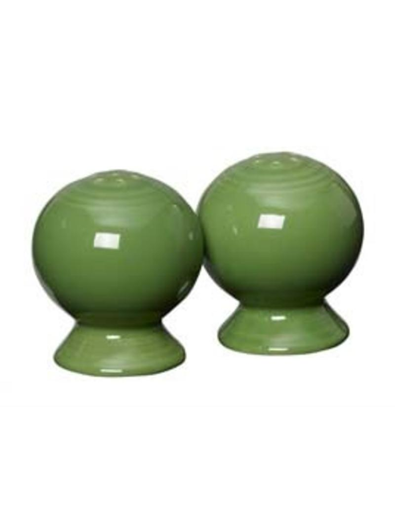 "Salt & Pepper Set 2 1/4"" Shamrock"