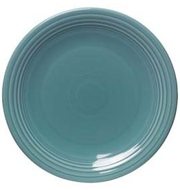 "Chop Plate 11 3/4"" Turquoise"