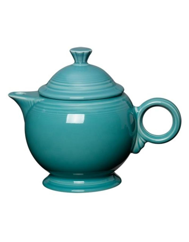 Covered Teapot Turquoise