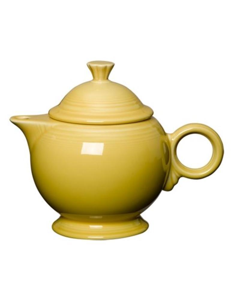 Covered Teapot Sunflower