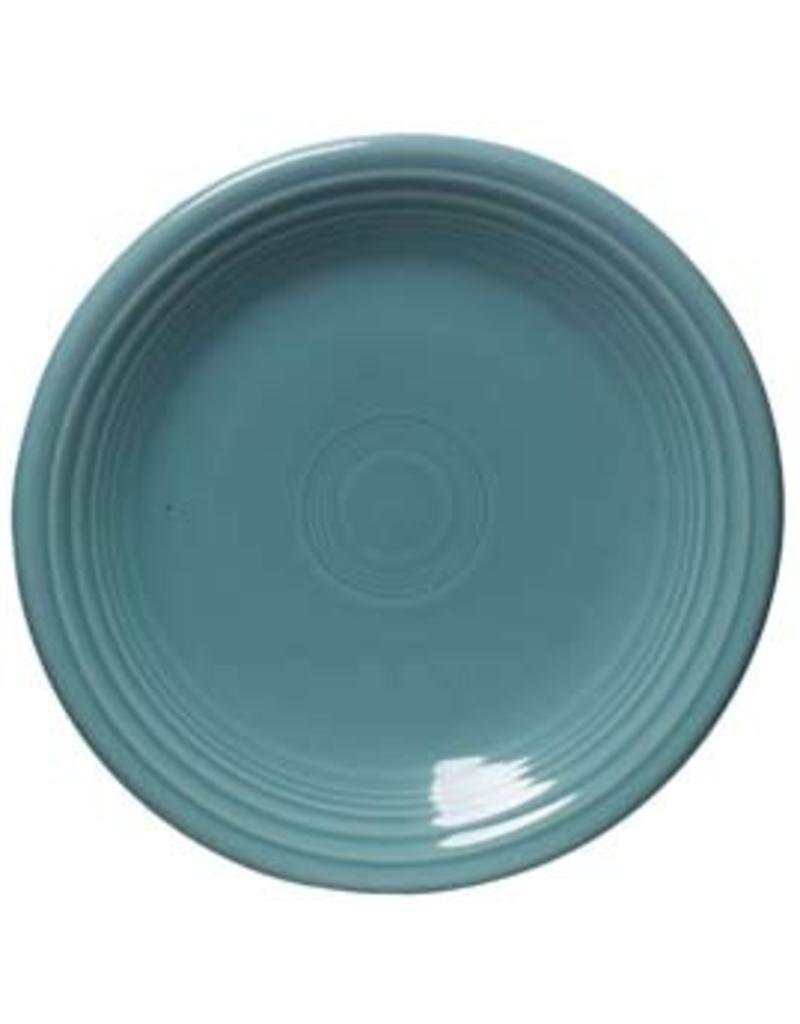 """Luncheon Plate 9"""" Turquoise"""
