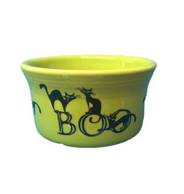 Ramekin 8 oz Halloween Trio of Cats