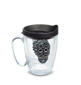 Tervis Vine Skull 16 oz Mug with Lid
