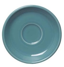 "Saucer 5 7/8"" Turquoise"