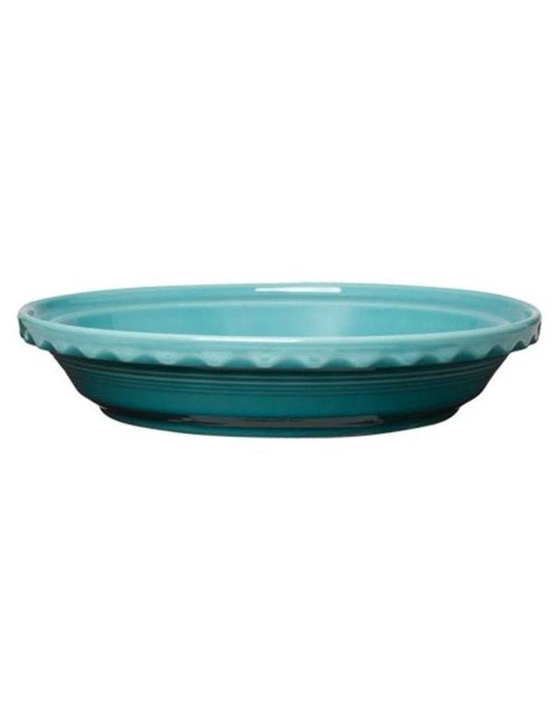 Deep Dish Pie Baker Turquoise