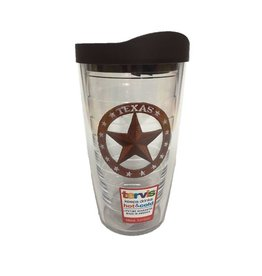 Tervis Texas Star 16 oz Tumbler w/lid