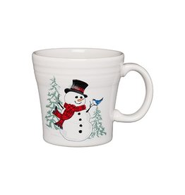 Tapered Mug 15 oz Snowman