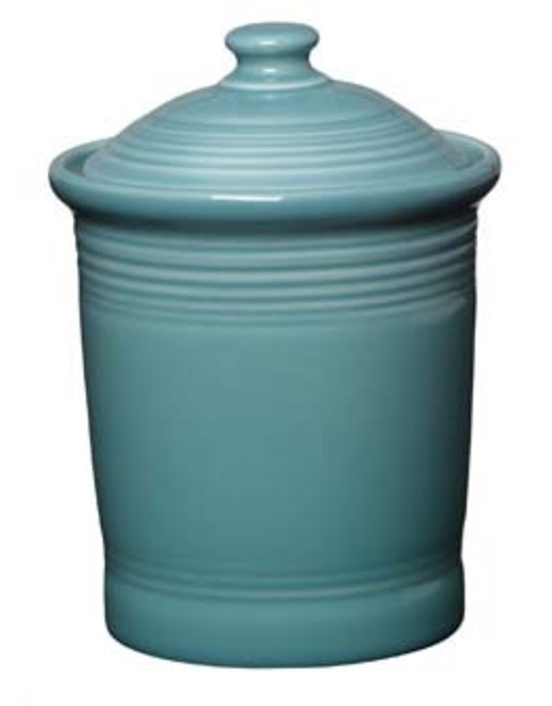 Small Canister Turquoise