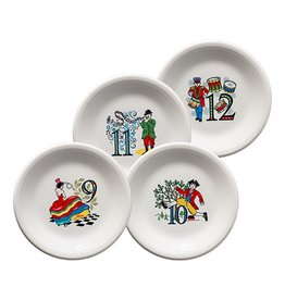 12 Days of Christmas Series 3 Plates