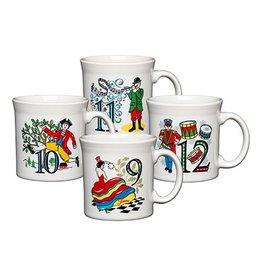 12 Days of Christmas Series 3 Java Mugs