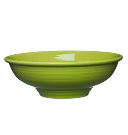 "Pedestal Bowl 9 7/8"" Lemongrass"