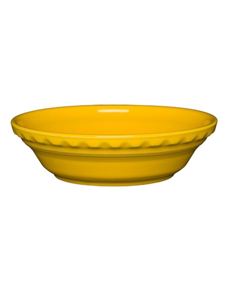 "Small Pie Baker 6 3/8"" Daffodil"