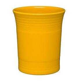 "Utensil Crock 6 5/8"" Daffodil"