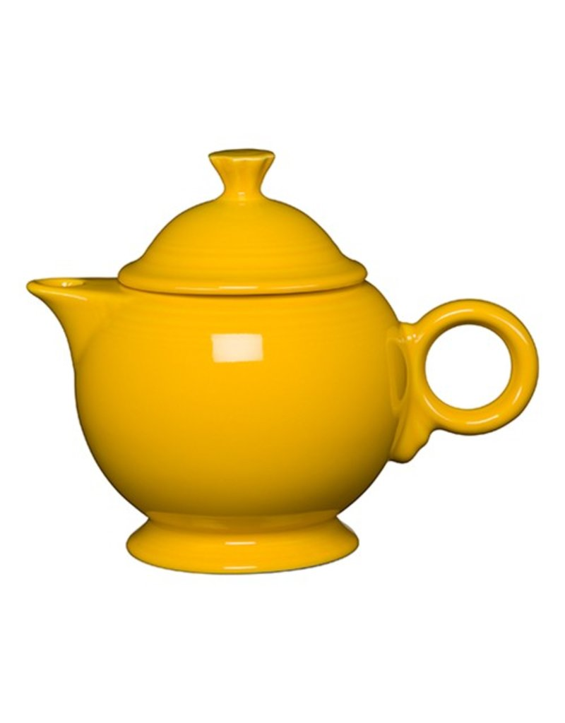 Covered Teapot Daffodil