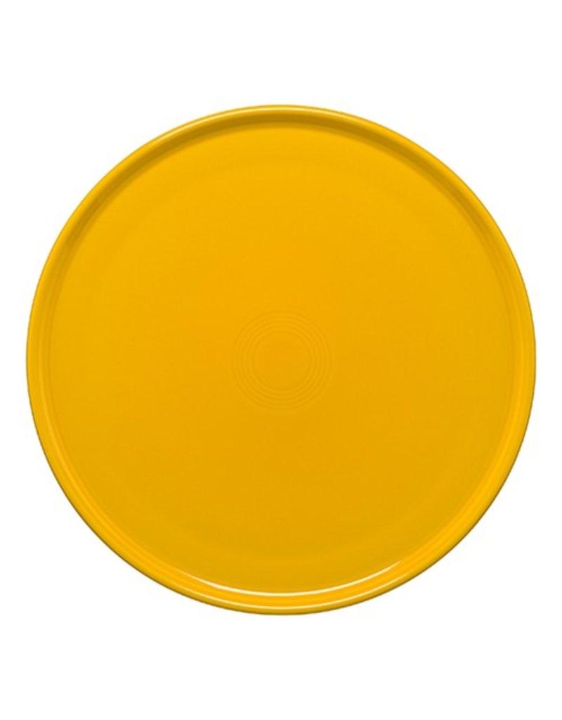"Pizza Tray 12"" Daffodil"