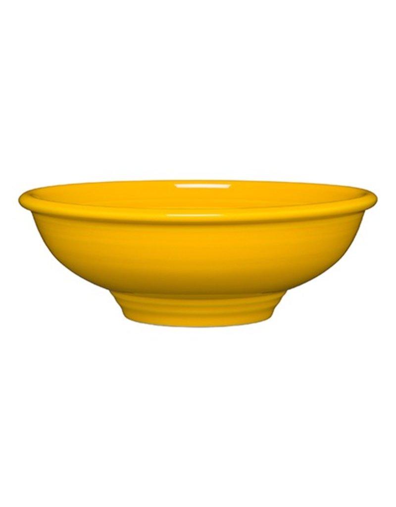 "Pedestal Bowl 9 7/8"" Daffodil"