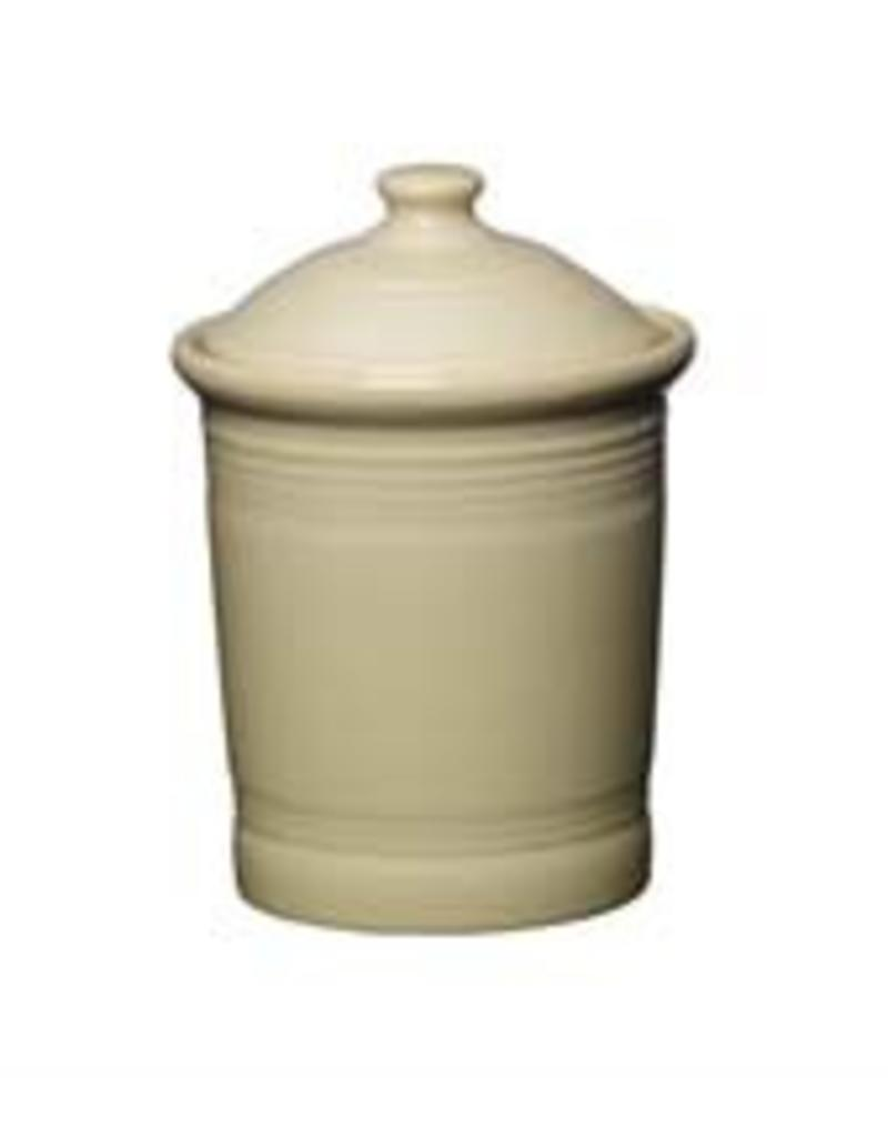 Small Canister Ivory