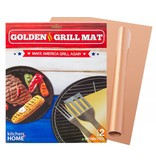 Golden Grill Mat set of 2